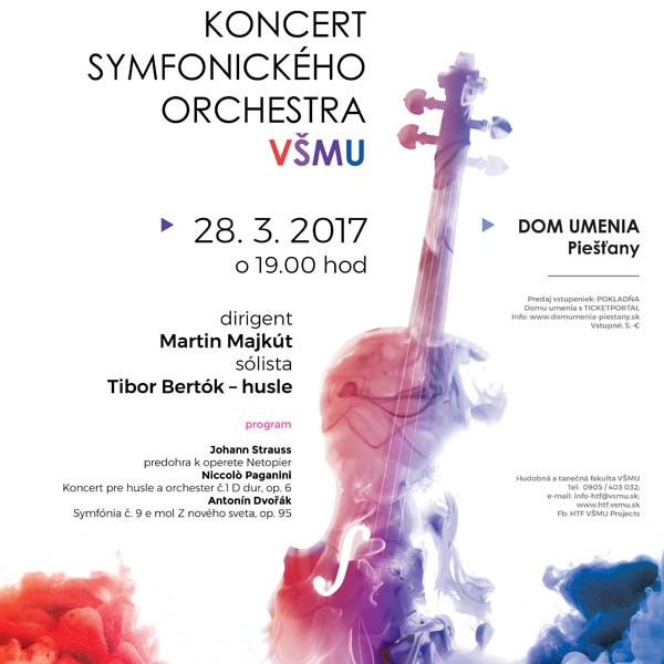 Symfonický orchester VŠMU v Bratislave