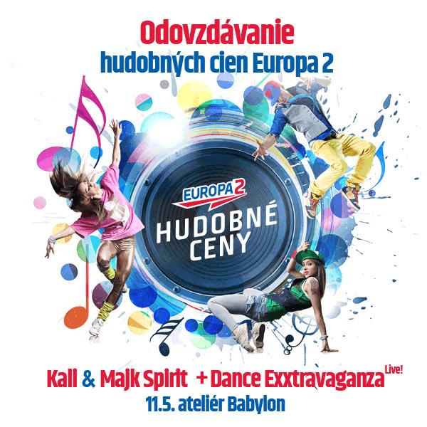 Hudobné ceny Europa 2