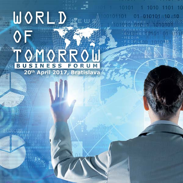 Business Forum - World of Tomorrow