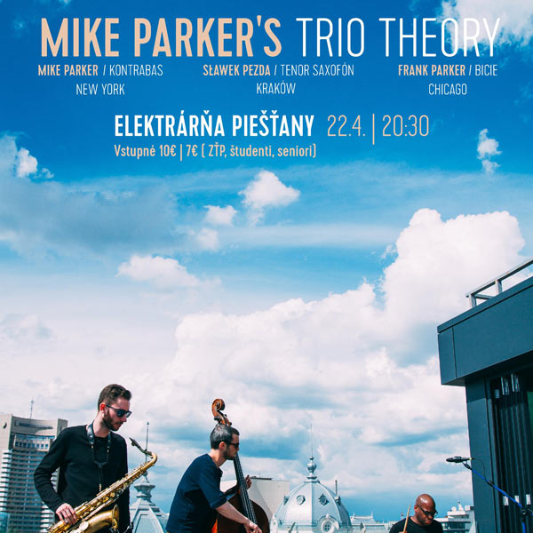 MIKE PARKER´S TRIO THEORY