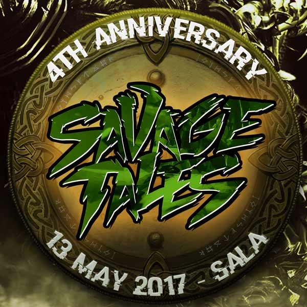 SAVAGE TALES 4 YEARS