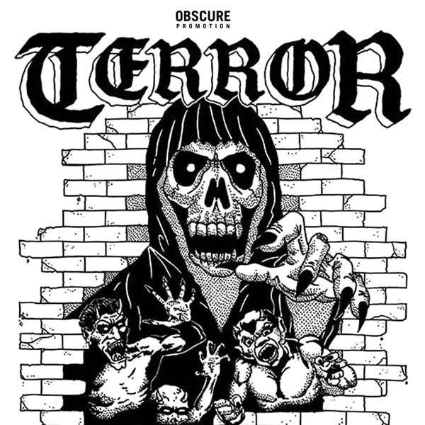 TERROR (USA), WISDOM IN CHAINS (USA)