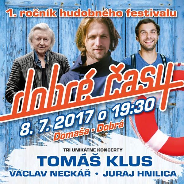 Festival DOBRÉ ČASY