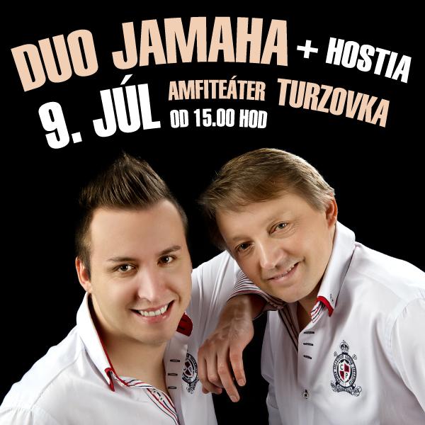 DUO JAMAHA + Hostia