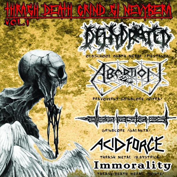 Death/Thrash/Grind si nevyberá vol.1
