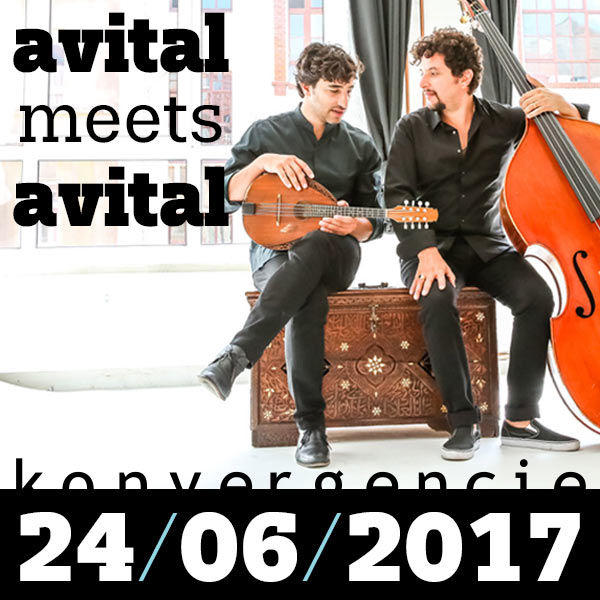 AVITAL MEETS AVITAL / Konvergencie