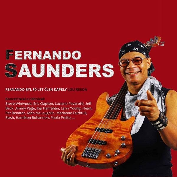 Fernando Saunders v klube Bombura v Brezne