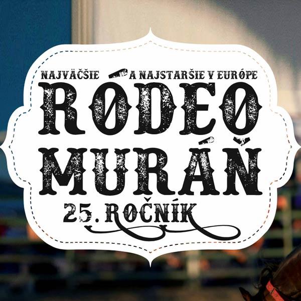 Ródeo Muráň - 25. ročník