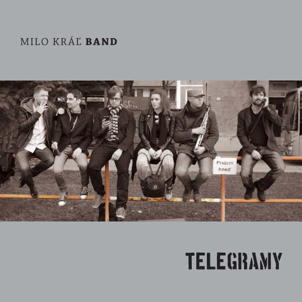Milo Kráľ Band: koncert a krst CD albumu Telegramy