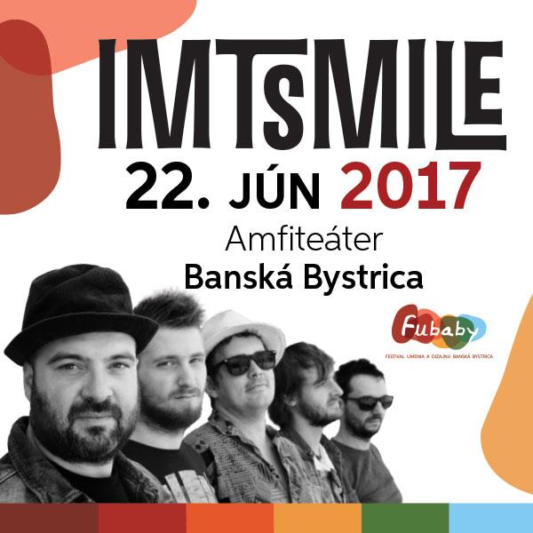 FUBABY Koncert IMT Smile