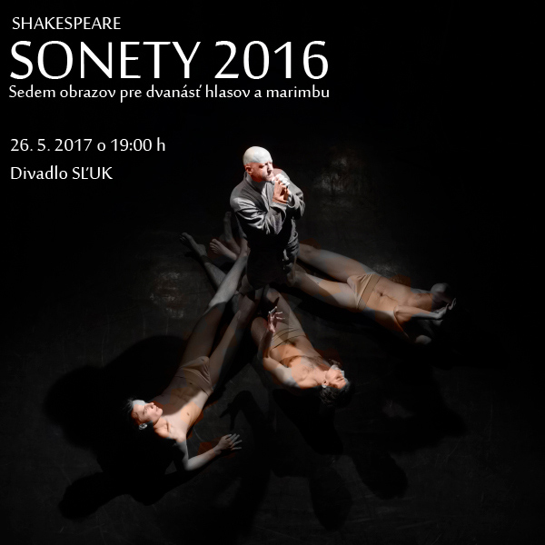 Shakespeare: Sonety 2016