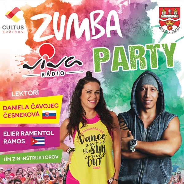 Zumba ® Viva party