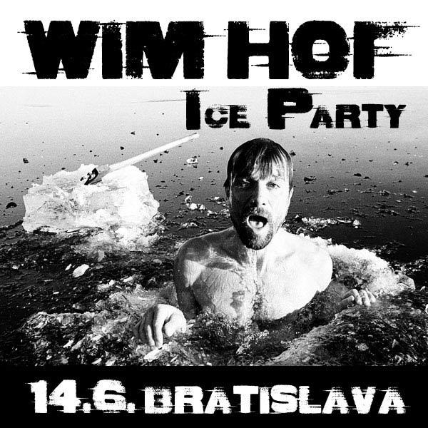 Wim Hof IceParty