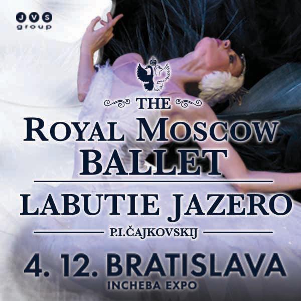 Labutie jazero - Royal Moscow Ballet