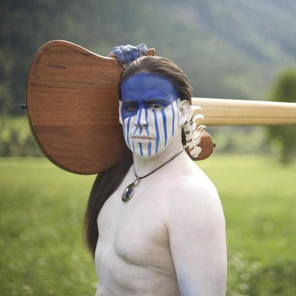 Juan Garcia Herreros - Snow Owl /Kolumbia/