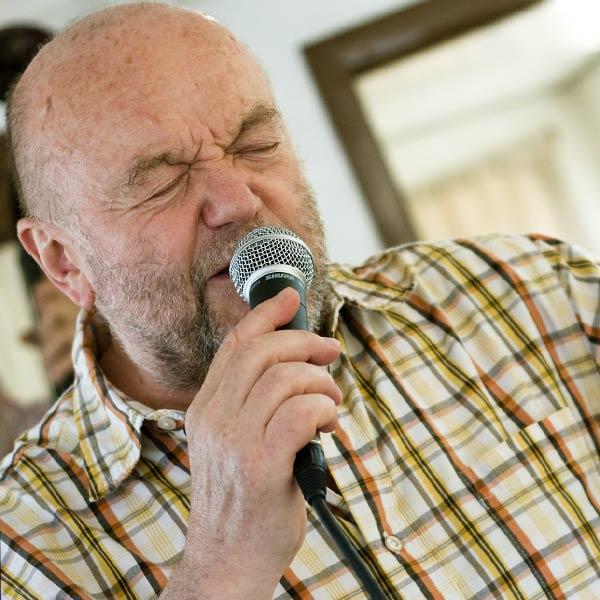 Koncert Petra Lipu a Traditional Clubu
