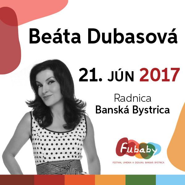 FUBABY Koncert B. Dubasová a Operné nádvorie