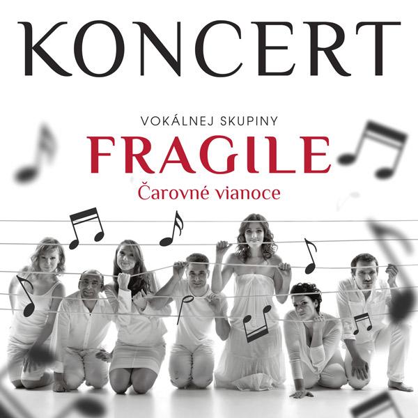 FRAGILE - Čarovné Vianoce