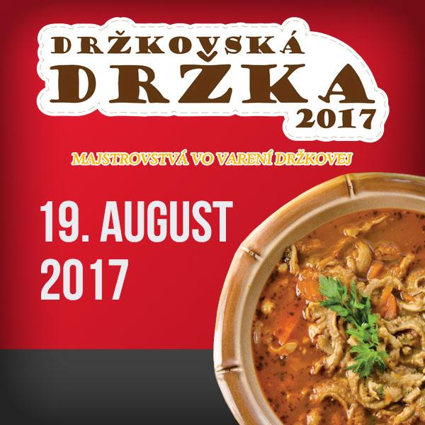 Držkovská držka 2017 - Majstrovstvá vo varení ...