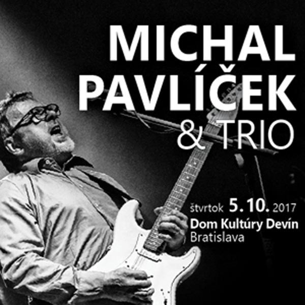 Michal Pavlíček a Trio