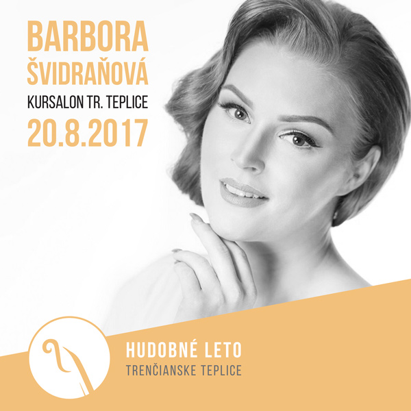 Koncert Barbory Švidraňovej a Big Band ŽK