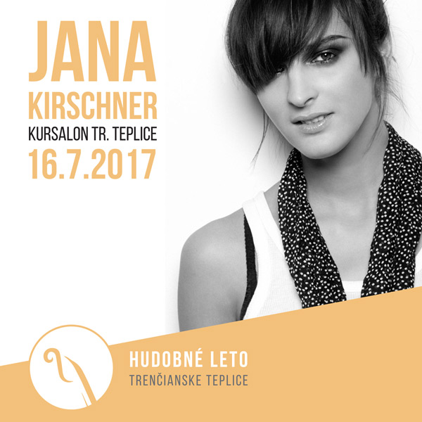 Koncert Jany Kirschner v Kursalone