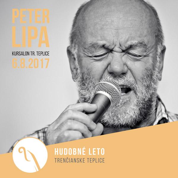 Koncert Petra Lipu v Kursalone
