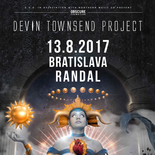 DEVIN TOWNSEND PROJECT (USA)