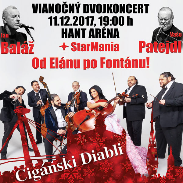 Vianočný dvojkoncert