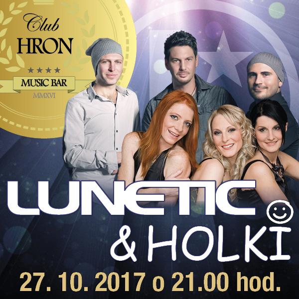 LUNETIC + HOLKI