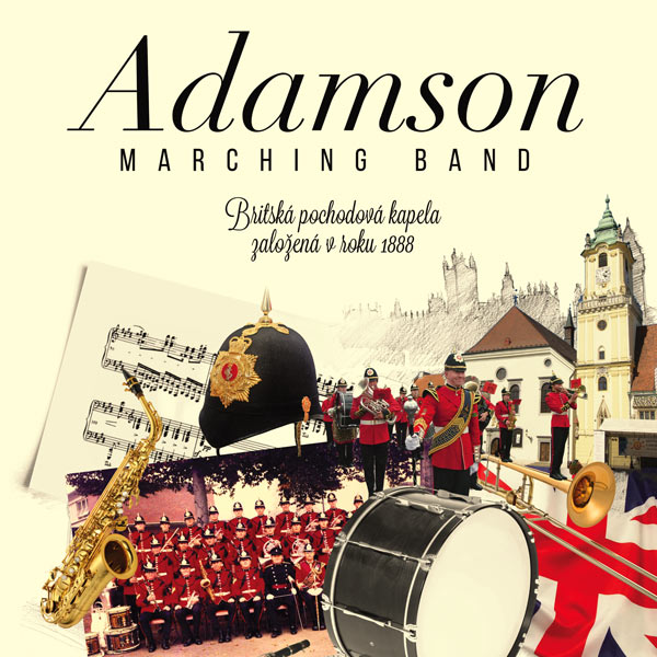 Adamson - Marching band
