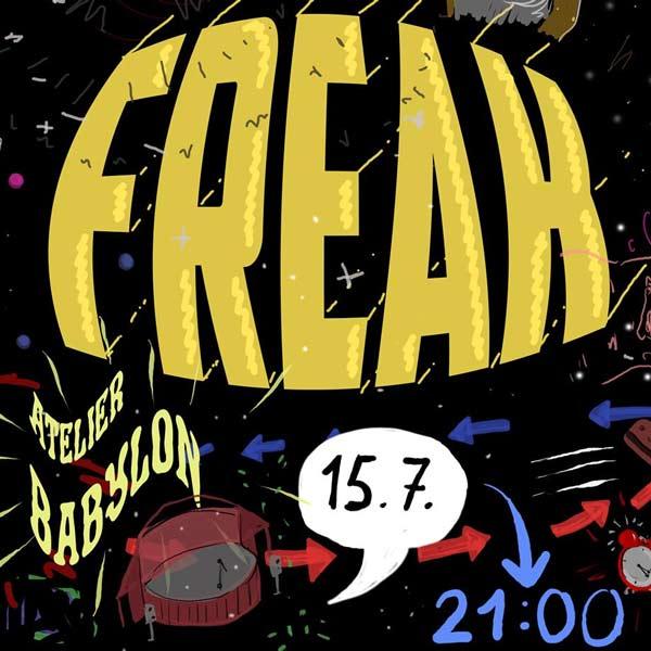 FREAKparty #1 w/Dalyb, Delik