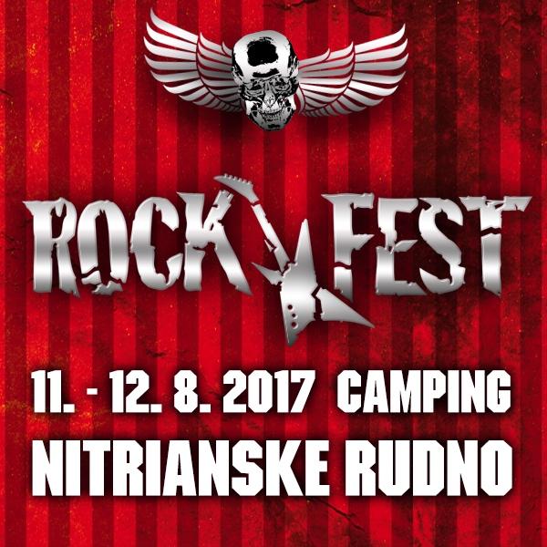 ROCKFEST NITRIANSKE RUDNO 2017