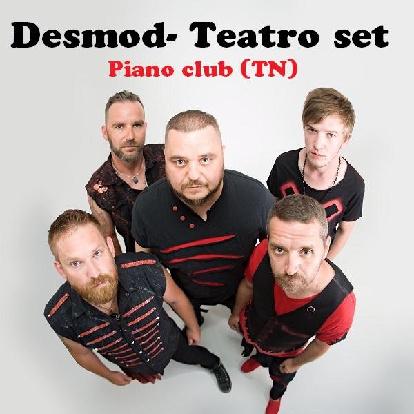 Desmod: Teatro set