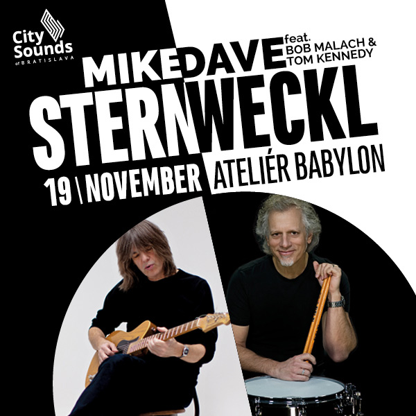 MIKE STERN & DAVE WECKL BAND