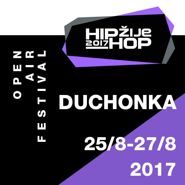 Hip Hop Žije Duchonka 2017
