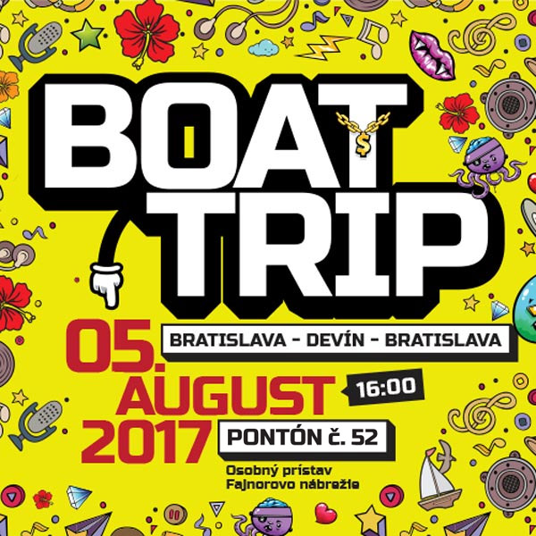 BOAT TRIP / Bratislava - Devín - Bratislava