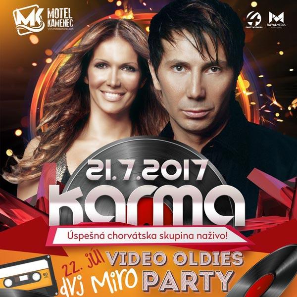 Video Oldies Party / KARMA, DVJ Miro