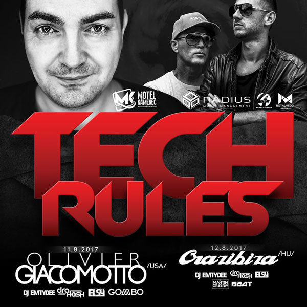 TechRules / Olivier Giacomotto, Crazibiza