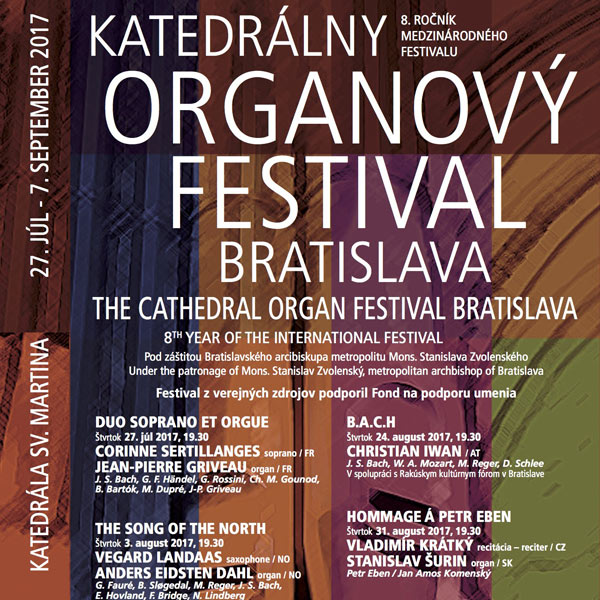 THE ORGAN MUSIC FROM POLAND AND GERMANY