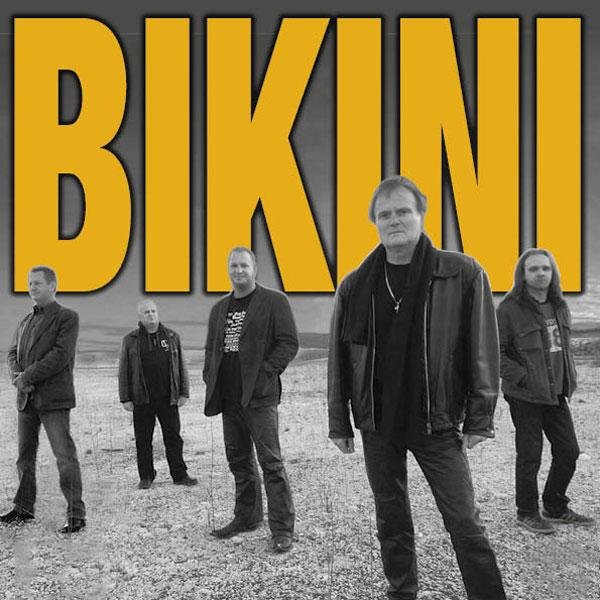 Koncert skupiny BIKINI /HU/
