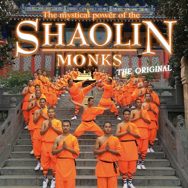 SHAOLIN TOUR 2018