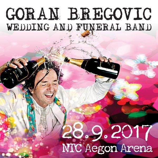 Bregovic funeral wedding