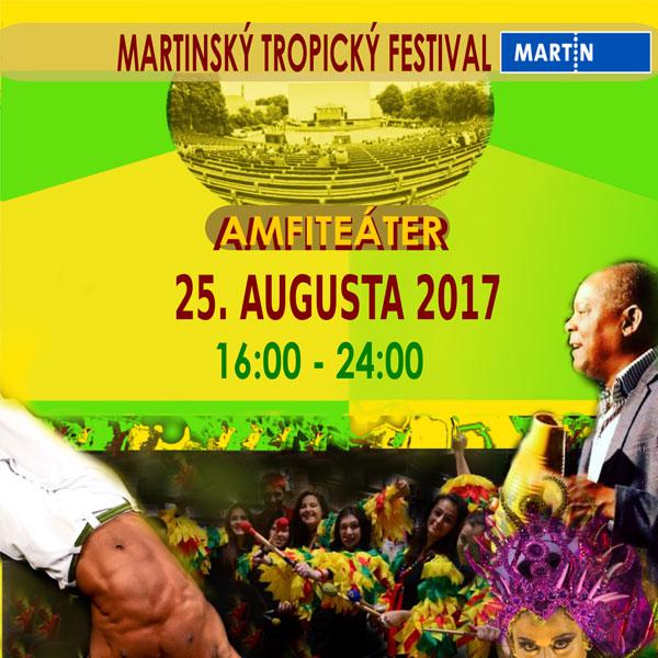 Martinský Tropický Festival