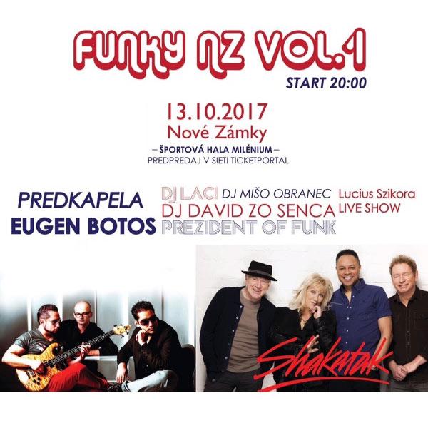 Funky NZ vol 1.