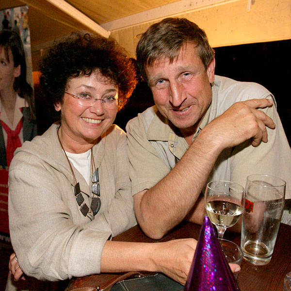 Zábavný večer s Václavem Vydrou a Janou Bouškovou