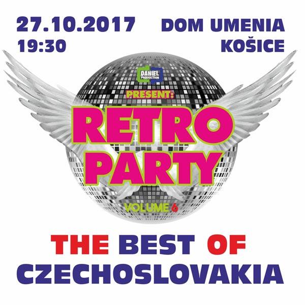 RETRO PARTY 2017