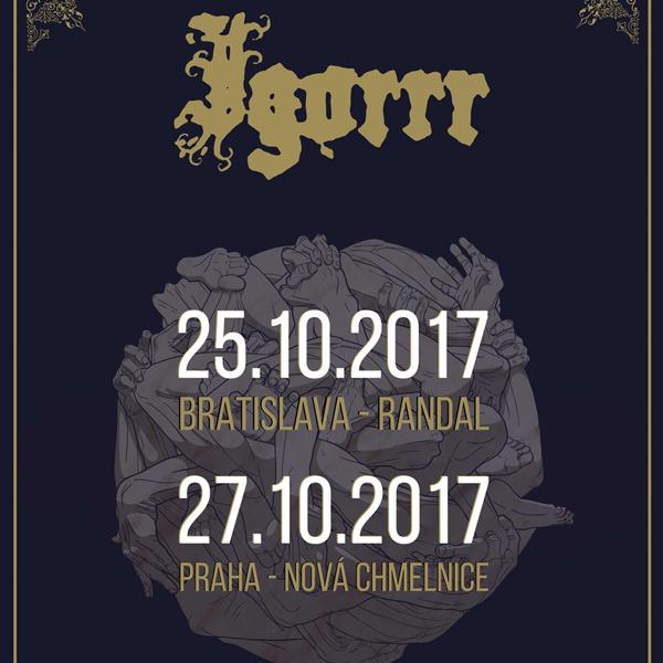 IGORRR (FRA) + support