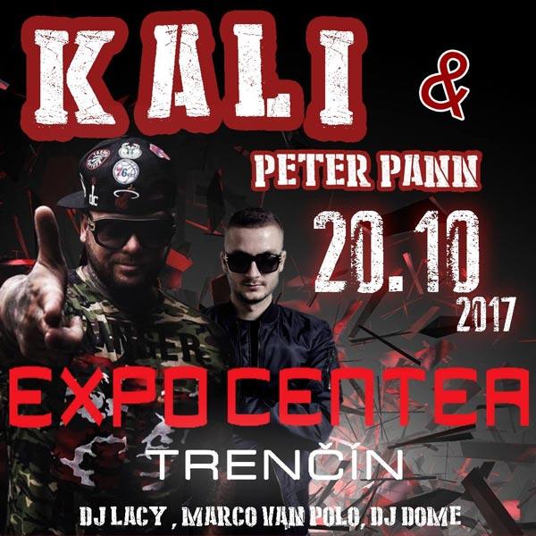 KALI & PETER PANN 2017