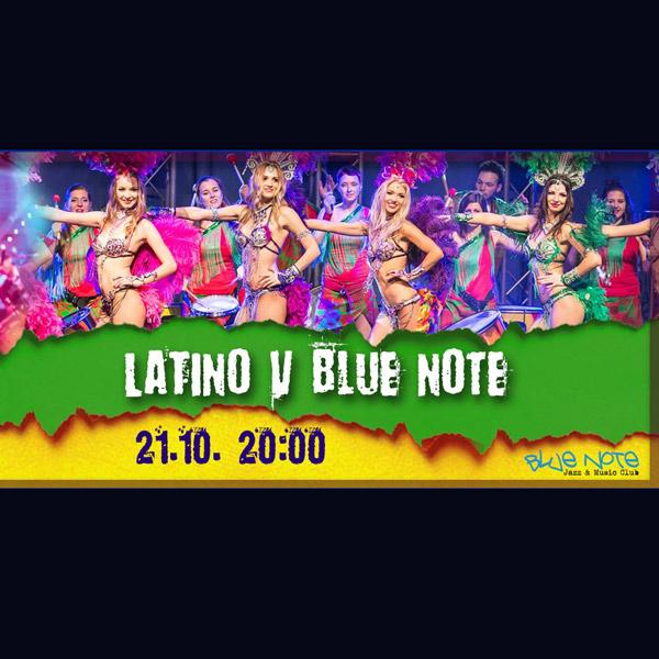 Latino show: D. Titková a friends,Campana Batucada